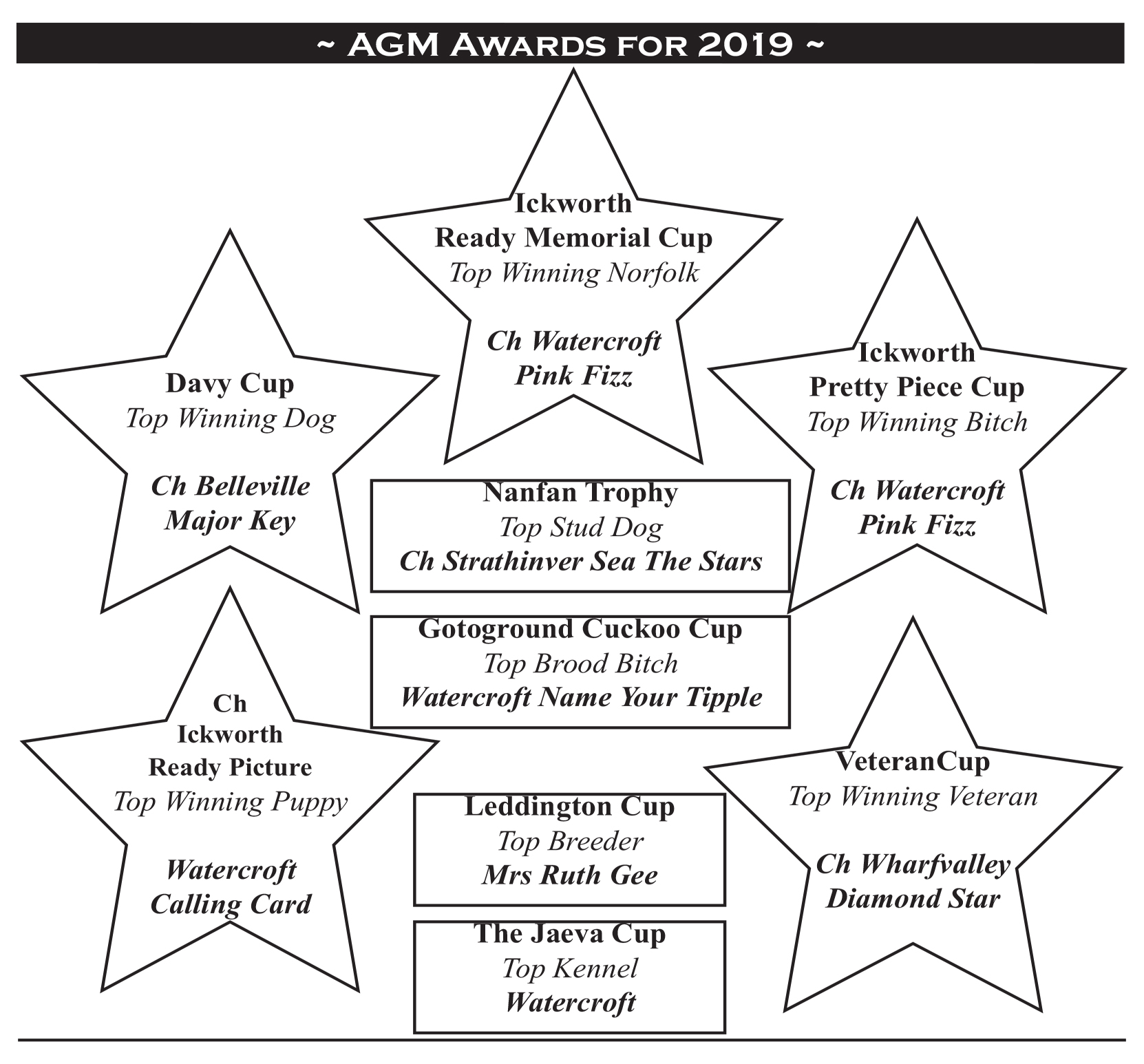 AGM Awards 2019/20