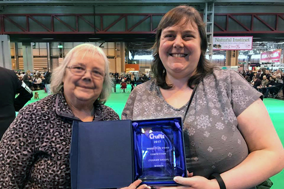 Winners again! Well done Dorothy and Gina.
