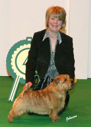 Jenkins Cruise Crufts 06