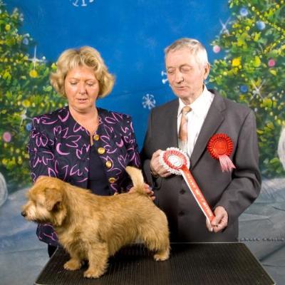Dog Show Judge Ken Bartlett